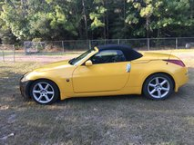 2005 Nissian 350Z Touring Convertible Coupe in Leesville, Louisiana