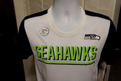 SEATTLE SEAHAWKS - Nike Onfield Apparel Dri-Fit Shirt (S, L & XXL) *** NEW *** in Fort Lewis, Washington