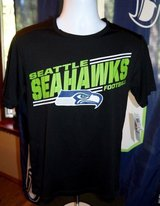 SEATTLE SEAHAWKS - NFL Team Apparel TX3 Cool T-Shirt (Men's Small) *** NEW *** in Fort Lewis, Washington
