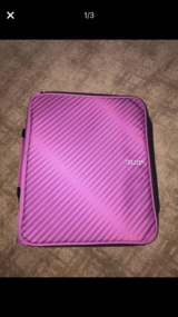 Five Star Mead purple school binder in Joliet, Illinois