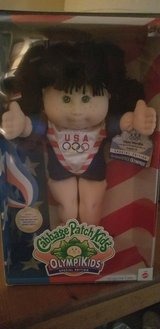 USA Gymnastics mascots. Cabbage Patch. 1996 in Beaufort, South Carolina