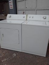 Whirlpool Washer & Dryer Set w/ Warranty & Delivery in Wilmington, North Carolina
