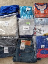 NEW Boys Clothing Sizes 12-16 L/XL ($3-5 each) in Beaufort, South Carolina