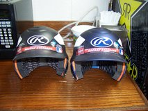 NEW Rawlings Batting Helmets in Fort Polk, Louisiana