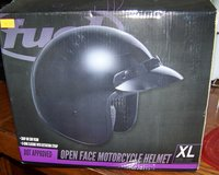 NEW Fuel Motorcycle Helmet in Fort Polk, Louisiana