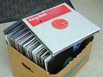"82 12"" Vinyl Records, 53 Sealed, House Trip-Hop Rap Dance Club Remix EPs in Bartlett, Illinois"