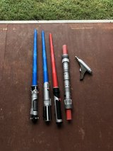Star Wars Sabers in Warner Robins, Georgia