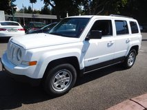 '15 JEEP PATRIOT SPORT Automatic in Spangdahlem, Germany