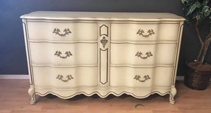 French Provincial Dresser made by Bassett pick your paint color in Fort Leonard Wood, Missouri