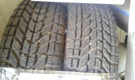 4 new firestone winterforce tires 195/70/14 in Fort Leonard Wood, Missouri