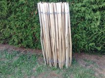 2 rolls of chestnut fencing in Lakenheath, UK