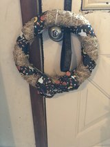 Halloween Wreath in Lancaster, Pennsylvania