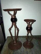 Pair of Candle Holders in Houston, Texas