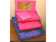 Large Caboodles Makeup Case Cosmetics Organizer Storage in Bartlett, Illinois