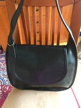 Coach  Black Leather Purse in Stuttgart, GE