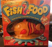 Fish Food Game in Naperville, Illinois