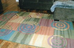 4 PC AREA RUGS in Beaufort, South Carolina