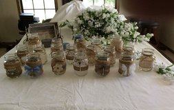 Wedding Decorations Reduced in Livingston, Texas