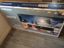 Brand new 58 inch Samsung 4K UHD smart TV in Fort Irwin, California