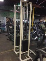 Gym cable crossover 200 weights stack each side in Lake Elsinore, California