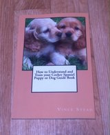 Cocker Spaniel Book in San Diego, California