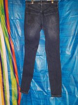 Mossino High Rise Denim Jeggings in Kansas City, Missouri
