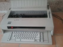 IBM Wheelwriter 3 Electric Typewriter Tested in Baumholder, GE