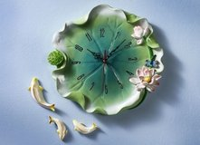 Wallclock Water Lily in Ramstein, Germany