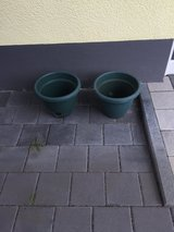 Plant pots and more in Ramstein, Germany