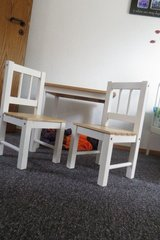 Toddler's Table and Chairs in Ramstein, Germany