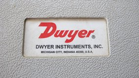 "Dwyer 2002AV Magnehelic Differential Pressure Gauge, Type , 0 to 2"" WC in Alamogordo, New Mexico"