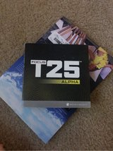 T25 workout dvds in 29 Palms, California