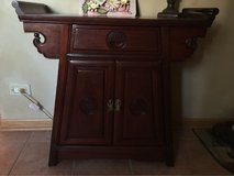 Beautiful Rosewood Cabinet in Plainfield, Illinois