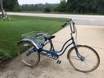bicycles in Sugar Grove, Illinois