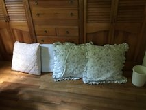 4 xlg throw pillows in Cherry Point, North Carolina