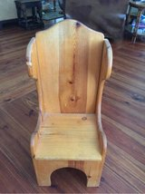 child high back chair in Beaufort, South Carolina