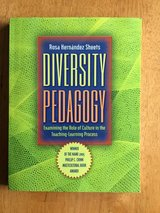 Diversity pedagogy text book Like new in Naperville, Illinois