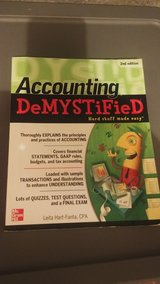 Accounting DeMystified Textbook in Nashville, Tennessee