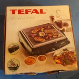 TEFAL Electric Indoor Grill in Wiesbaden, GE