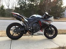 2012 Yamaha YZF R1 in Moody AFB, Georgia