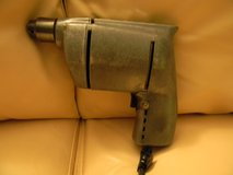 Vintage Craftsman Series 80 Electric Hand Drill in Palatine, Illinois