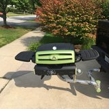 Portable Grill - Jimmy Buffet Trailer Hitch NEW in Oswego, Illinois