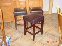 Counter Height Stools /  Great Condition in The Woodlands, Texas