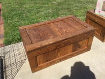 Wood This End Up Toy Box in Fort Riley, Kansas