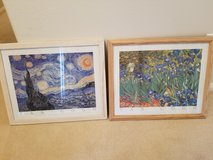 Van Gogh Portraits in Kingwood, Texas