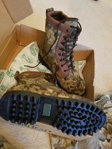 Camo Hunting Boots -NEW Size 10 in Kingwood, Texas