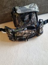 Camo Cooler, Lunch Kit, and Fanny Pack in Kingwood, Texas