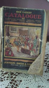 Antique Johnson Smith & Company Mail Order Catalog from the 1920's in St. Charles, Illinois