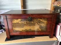 Wooden Chest in Byron, Georgia