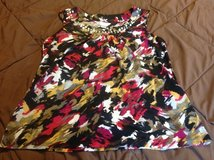Christopher and Banks Petite XL floral tank dressy in Manhattan, Kansas